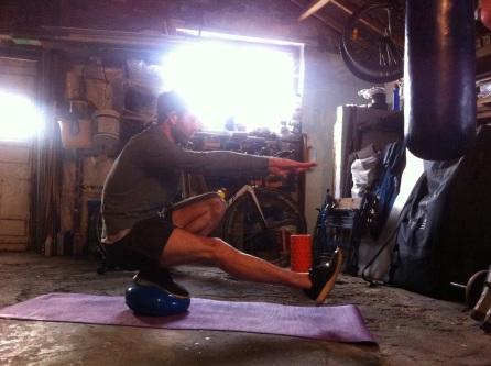 One leg squats / pistol squats